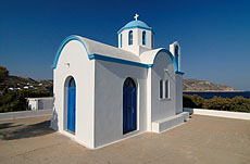 Amoopi on the island Karpathos