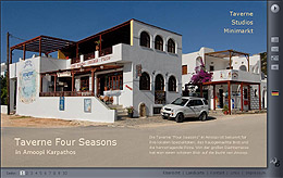 web-Booklet Taverne Four Seasons - Amopi